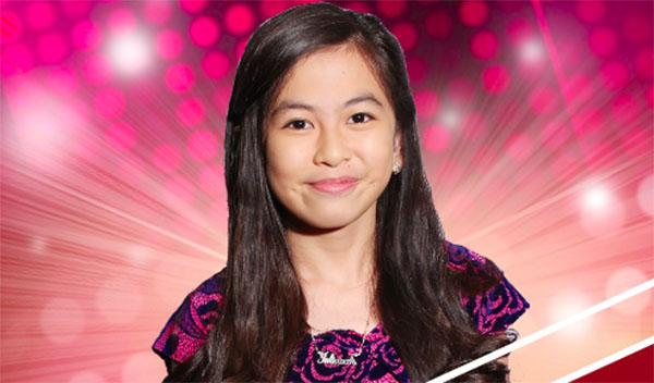 Agatha Cruz The Voice Kids Philippines