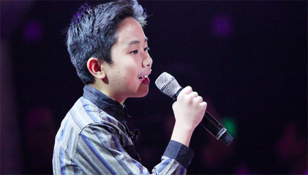 Aiken The Voice Kids Philippines