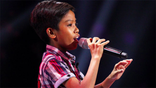 Alvin Dahan The Voice Kids Philippines