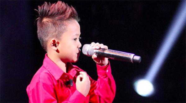 Bien Makisig Aduca The VOice Kids PH