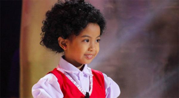 Carmela The Voice kids Philippines