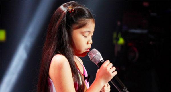 Gella Vergara The Voice Kids Philippines