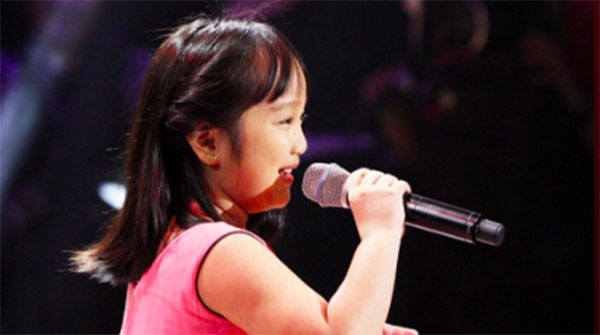 Hannah Faye Miguel The VOice Kids Philippines