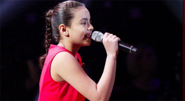 Hannah Hakami the Voice Kids Philippines