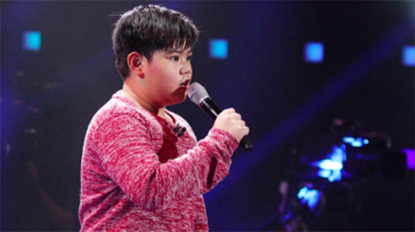 Hans The Voice Kids Philippinaes