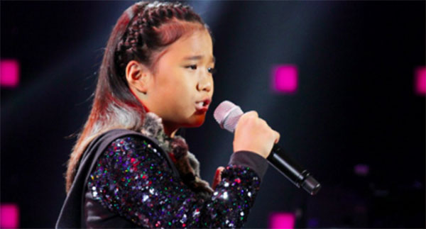 Heart Salvador the Voice Kids Philippines