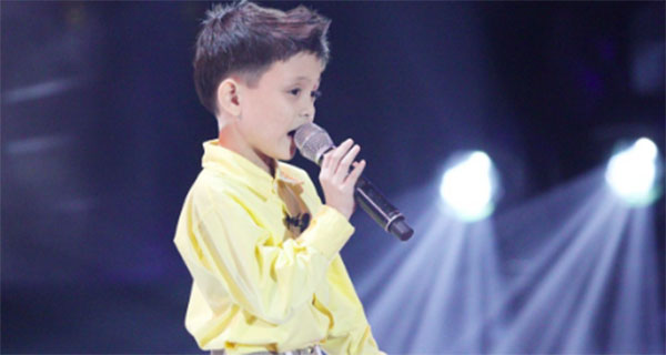 Ian Prelligera The Voice Kids Philippines