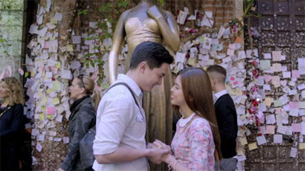 Imagine you and me aldub trailer