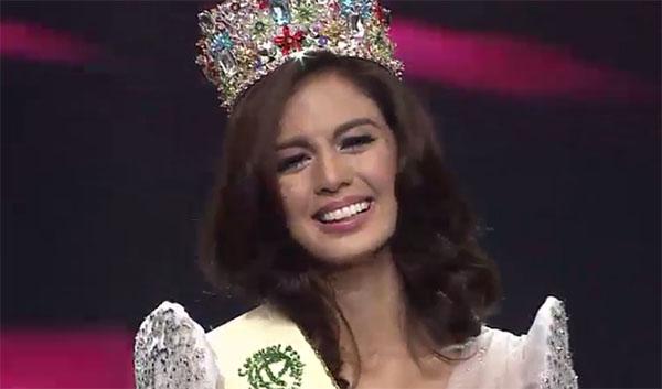 Imelda Schweighart Miss Philippines Earth 2016