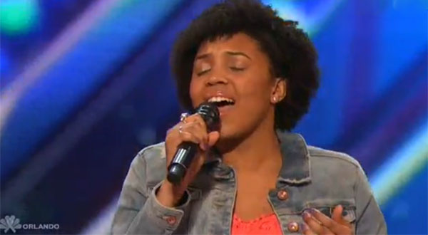 Jayna Brown AGT 2016