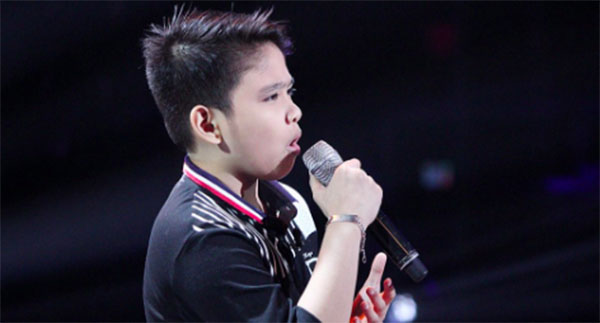 John Carlo Tan The Voice Kids Philippines