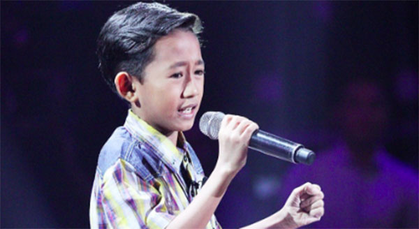 Joshua Oliveros The Voice Kids Philippines