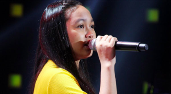 Kate Escol The Voice Kids PH