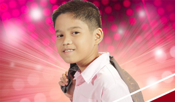 Kenneth Bardinas The Voice Kids Philippines