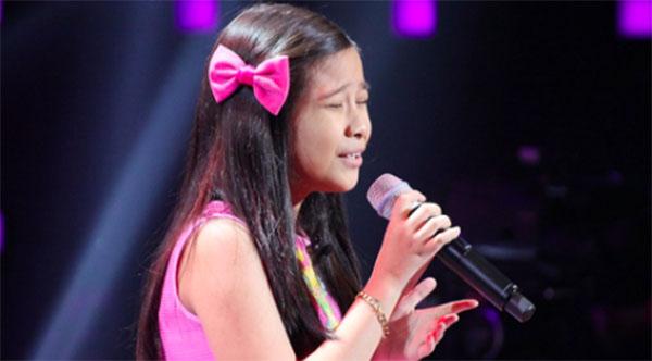 Krisha The Voice Kids Philippines