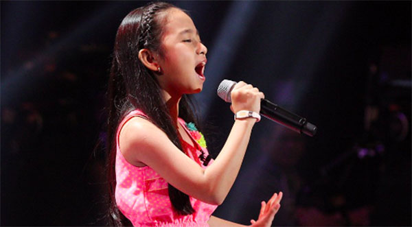 Mariel Ong The Voice Kids Philippines