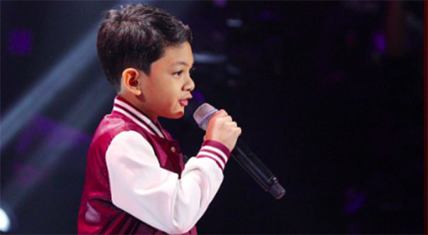 Matthew The Voice Kids PH