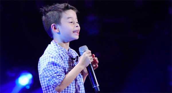 Memphis The Voice Kids PH