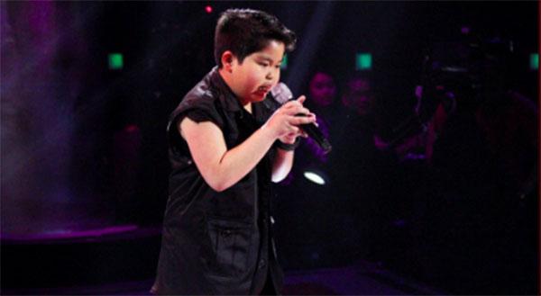 Miguel Suarez The Voice Kids Philippines