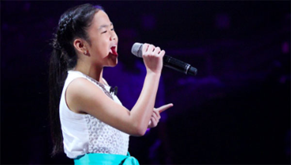Natalie The Voice Kids PH