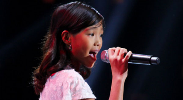 Romalyn Quezon The voice kids philippines