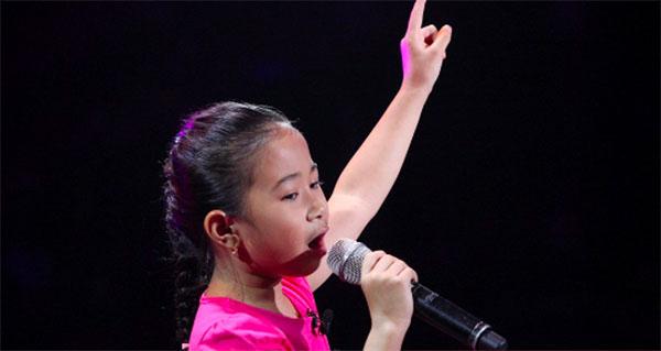 Saisha The Voice Kids Philippines