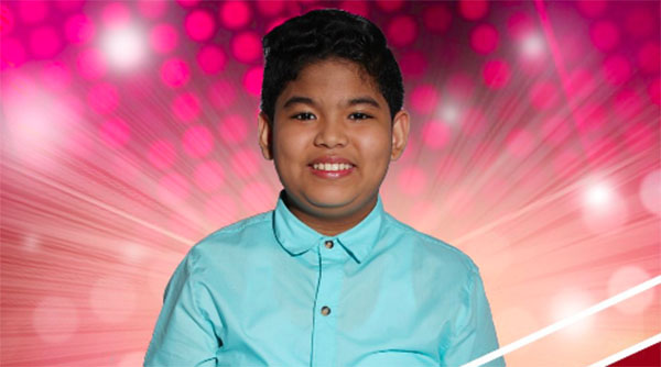 Ahron Cabalona the Voice Kids Philippines