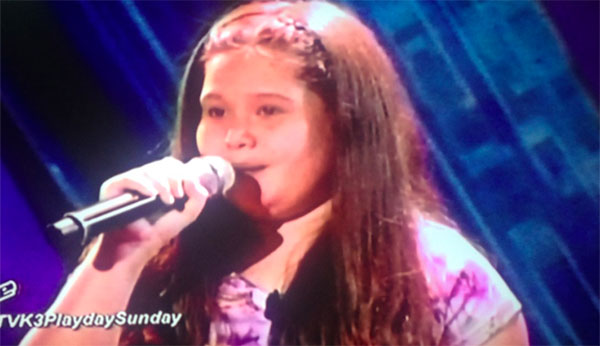 Aisling Cully The Voice Kids Philippines
