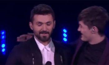 Watch: Alfie Arcuri crowned Winner of The Voice Australia 2016