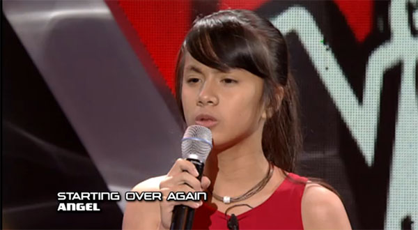 Angel Penaflor The Voice Kids Philippines