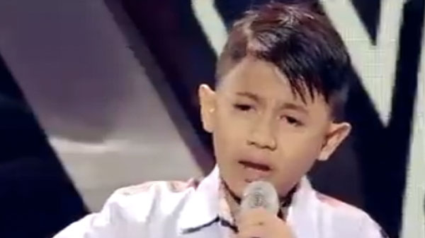 Bernard Badato The Voice Kids Philippines