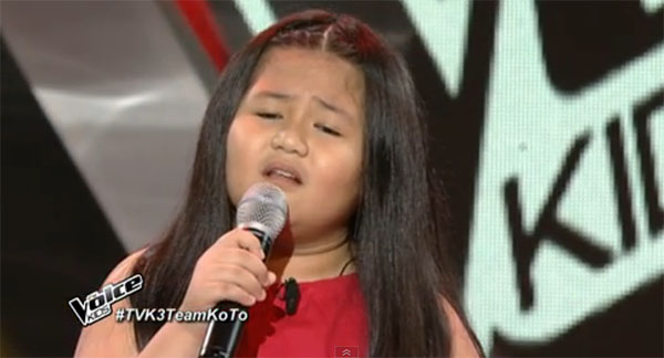 Dane The Voice kids philippines