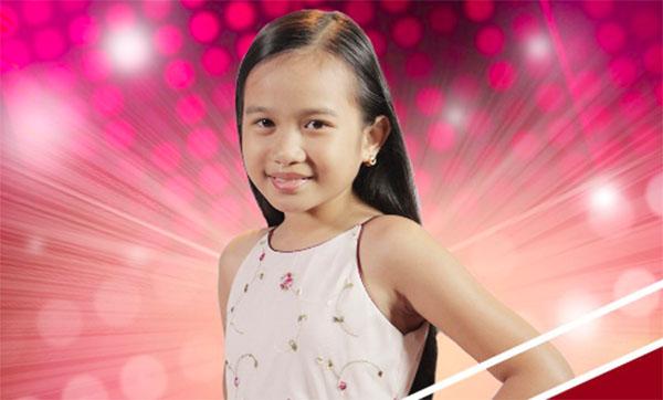 Dannah Arciaga The Voice Kids Philippines