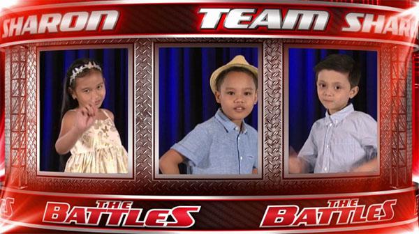 Dannah vs JP vs Ian The Voice Kids PH Battles