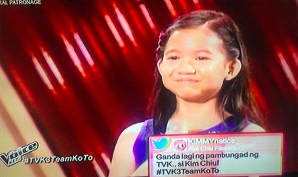 Gabrielle Sodevilla The Voice Kids Philippines