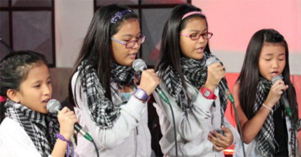 Geleina vs Ezra and Elisha vs Alysa the voice kids philippines