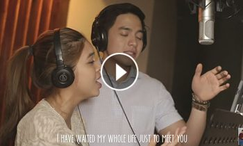 Watch: Maine Mendoza and Alden Richards 'Imagine You and Me' Music and Lyrics Video