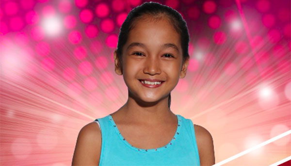 Jean Flores The Voice Kids Philippines
