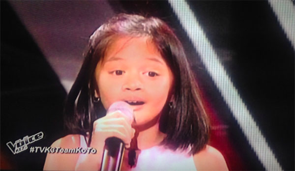 Jhie Anne Guinoo The Voice Kids Philippines