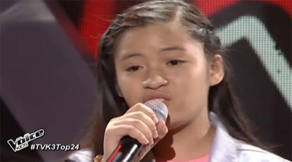 Jiehwel the Voice kids philippines