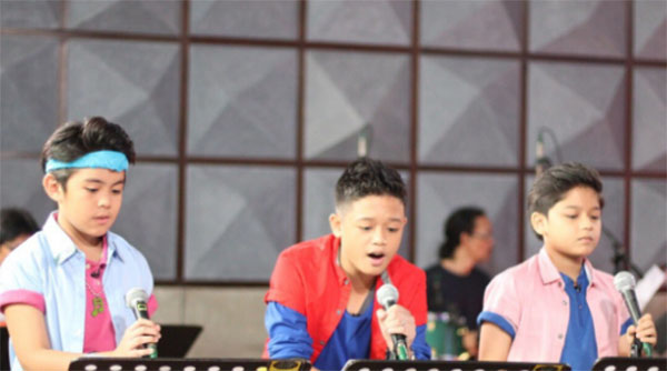 Joseph vs Henli vs Noel The Voice Kids PH