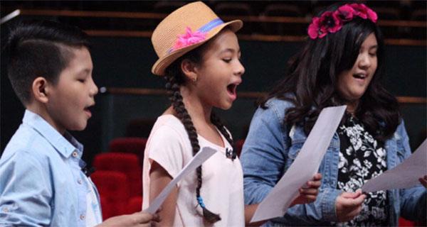 Julian vs Yssa vs Gabie the voice kids ph