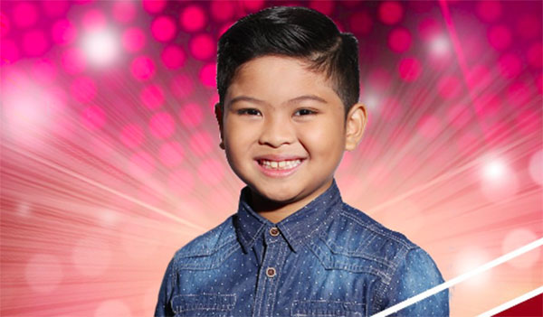 Marcuz Bracia The Voice Kids Philippines