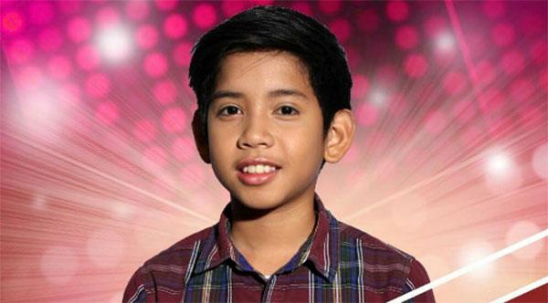 Nirro Bautista the Voice Kids Philippines