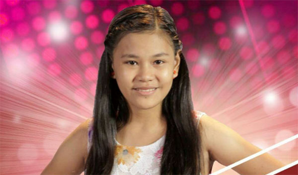 Shantii Lim The Voice Kids Philippines