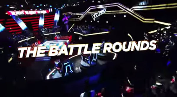 The Voice Kids Philippines Battle Rounds