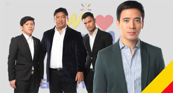 Tres Kantos wins We Love OPM