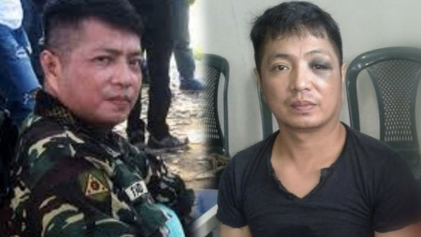 Vhon Tanto Quiapo road rage suspect captured