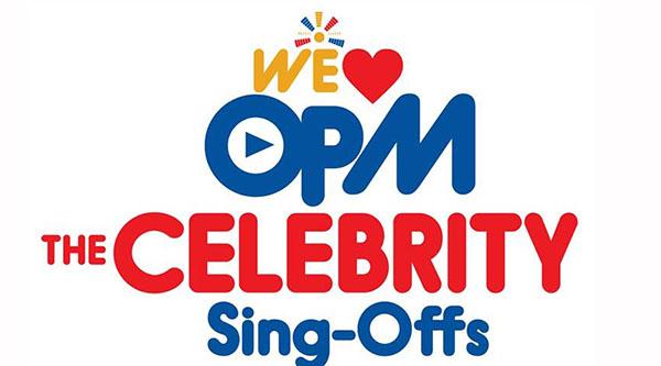 We Love OPM Celebrity Sing-Offs