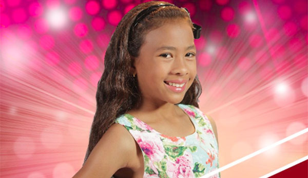 Yassa West The Voice Kids Philippines